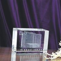 公司周年纪念品,深圳水晶纪念品