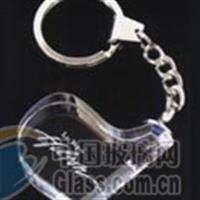 产品促销品,深圳各种水晶钥匙扣