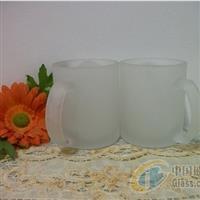 供应出口各种规格玻璃杯,蒙砂杯