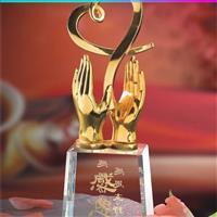 广州佛山水晶奖杯