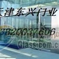天津优质玻璃门安装,优价玻璃门