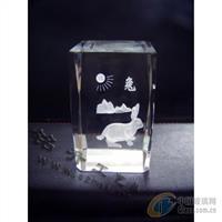 12生肖内雕,深圳水晶内雕礼品