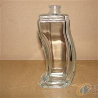 厂家供应小酒瓶 S型玻璃酒瓶