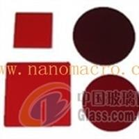 HB600红色光学滤光片