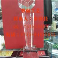 四平公主岭水晶纪念礼品水晶奖杯