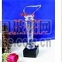 现货水晶奖杯个性奖杯颁发