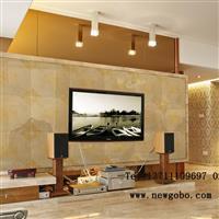 电视背后迷人风景――电视背景墙