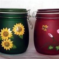 供应各种规格玻璃烛台,蜡烛罐