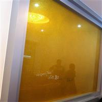 广州办公室聚晶玻璃订做安装