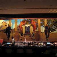 玻璃壁画彩印设备 厂家