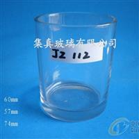 直身玻璃杯,蜡烛杯,机压玻璃杯