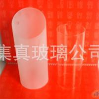 斜口玻璃管高硼硅玻璃管玻璃罩