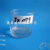 玻璃杯玻璃器皿蜡烛器皿