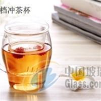 CORUSO高耐热玻璃冲茶杯