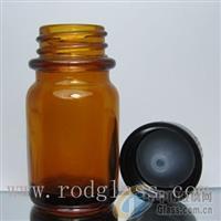 15ml棕色试剂玻璃小瓶