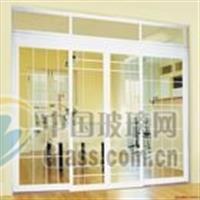 通州区安装玻璃门,制作玻璃隔断