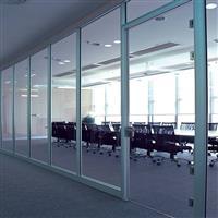天津和平区安装玻璃隔断