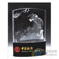 银行纪念奖牌,深圳水晶奖牌定制