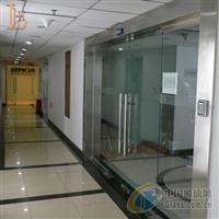 杭州吊滑门合页 地弹玻璃门安装