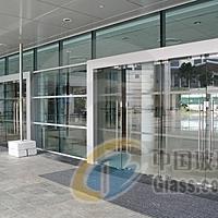 天津玻璃门天津钢化玻璃