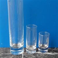 供应库存吹制小玻璃杯
