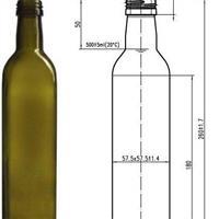 供应橄榄油瓶