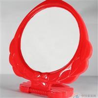 水晶桃形台镜