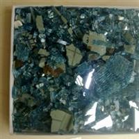 钢化镀膜玻璃 碎片厂