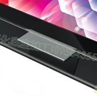 厂家加工19英寸底座耐磨损钢化玻璃