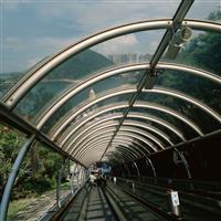 深圳建筑热弯玻璃
