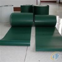 [十月底促销]绿色PVC输送带
