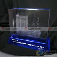 广州房地产开工、奠基、竣工水晶礼品
