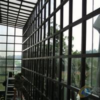 承接石家庄玻璃隔断磨砂贴膜工程