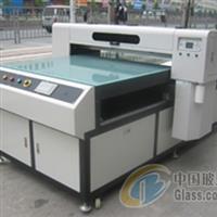 先进的玻璃智能数码平板彩印机