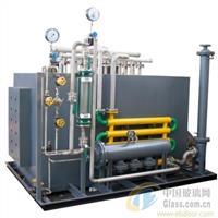 供应浮法玻璃锡槽用氨分解,氨分解炉