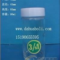 90ml调料玻璃瓶,胡椒粉玻璃瓶生产商