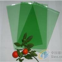 高品质钢化玻璃F绿玻璃