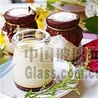 供应玻璃瓶 布丁瓶 酸奶瓶