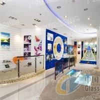艺术玻璃冰晶画获经济半小时再访