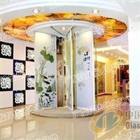 艺术玻璃冰晶画重视设计创新