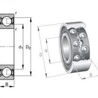 NACHI6005-RS轴承