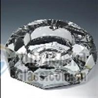 水晶影像精美烟灰缸水晶器皿