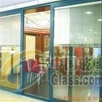 海淀区上地安装玻璃门镜子