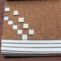广西奔展供应玻璃软木垫片厂