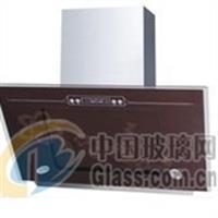 供应油烟机微波炉消毒柜丝印玻璃
