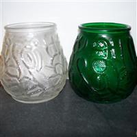 供应玻璃烛台,玻璃拔火罐。