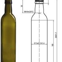 橄榄油瓶,红酒瓶