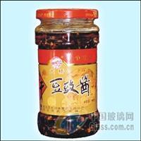 供应玻璃瓶 酱菜瓶 豆鼓酱瓶