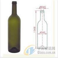 供应各种规格葡萄酒瓶 酒瓶