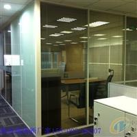 上海玻璃隔断、办公隔断
